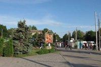 Ситилайт №141524 в городе Запорожье (Запорожская область), размещение наружной рекламы, IDMedia-аренда по самым низким ценам!