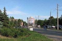 Ситилайт №141527 в городе Запорожье (Запорожская область), размещение наружной рекламы, IDMedia-аренда по самым низким ценам!
