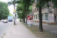 Ситилайт №141530 в городе Запорожье (Запорожская область), размещение наружной рекламы, IDMedia-аренда по самым низким ценам!