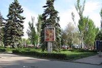 Ситилайт №141534 в городе Запорожье (Запорожская область), размещение наружной рекламы, IDMedia-аренда по самым низким ценам!