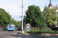 Ситилайт №141537 в городе Запорожье (Запорожская область), размещение наружной рекламы, IDMedia-аренда по самым низким ценам!
