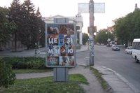 Ситилайт №141538 в городе Запорожье (Запорожская область), размещение наружной рекламы, IDMedia-аренда по самым низким ценам!