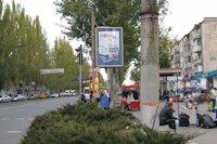Ситилайт №141664 в городе Кривой Рог (Днепропетровская область), размещение наружной рекламы, IDMedia-аренда по самым низким ценам!