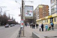 Ситилайт №141666 в городе Кривой Рог (Днепропетровская область), размещение наружной рекламы, IDMedia-аренда по самым низким ценам!