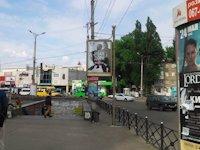 Ситилайт №141667 в городе Кривой Рог (Днепропетровская область), размещение наружной рекламы, IDMedia-аренда по самым низким ценам!