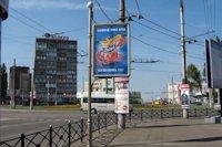 Ситилайт №141668 в городе Кривой Рог (Днепропетровская область), размещение наружной рекламы, IDMedia-аренда по самым низким ценам!
