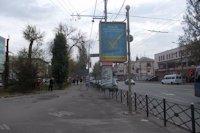Ситилайт №141669 в городе Кривой Рог (Днепропетровская область), размещение наружной рекламы, IDMedia-аренда по самым низким ценам!