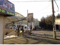 Ситилайт №141672 в городе Кривой Рог (Днепропетровская область), размещение наружной рекламы, IDMedia-аренда по самым низким ценам!