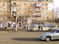 Ситилайт №141673 в городе Кривой Рог (Днепропетровская область), размещение наружной рекламы, IDMedia-аренда по самым низким ценам!