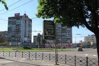 Ситилайт №141675 в городе Кривой Рог (Днепропетровская область), размещение наружной рекламы, IDMedia-аренда по самым низким ценам!