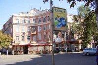Ситилайт №141676 в городе Кривой Рог (Днепропетровская область), размещение наружной рекламы, IDMedia-аренда по самым низким ценам!