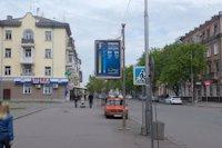 Ситилайт №141679 в городе Кривой Рог (Днепропетровская область), размещение наружной рекламы, IDMedia-аренда по самым низким ценам!