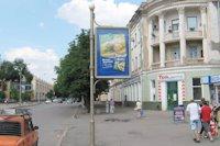 Ситилайт №141680 в городе Кривой Рог (Днепропетровская область), размещение наружной рекламы, IDMedia-аренда по самым низким ценам!