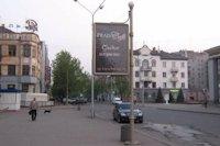 Ситилайт №141681 в городе Кривой Рог (Днепропетровская область), размещение наружной рекламы, IDMedia-аренда по самым низким ценам!