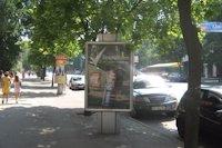 Ситилайт №141696 в городе Кривой Рог (Днепропетровская область), размещение наружной рекламы, IDMedia-аренда по самым низким ценам!