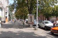 Ситилайт №141711 в городе Кривой Рог (Днепропетровская область), размещение наружной рекламы, IDMedia-аренда по самым низким ценам!