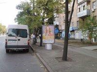 Ситилайт №141724 в городе Кривой Рог (Днепропетровская область), размещение наружной рекламы, IDMedia-аренда по самым низким ценам!