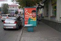 Ситилайт №141788 в городе Кропивницкий(Кировоград) (Кировоградская область), размещение наружной рекламы, IDMedia-аренда по самым низким ценам!