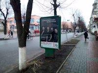 Ситилайт №141790 в городе Кропивницкий(Кировоград) (Кировоградская область), размещение наружной рекламы, IDMedia-аренда по самым низким ценам!
