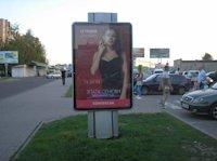 Ситилайт №141873 в городе Луцк (Волынская область), размещение наружной рекламы, IDMedia-аренда по самым низким ценам!