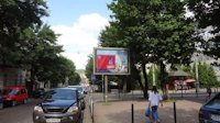 Бэклайт №144576 в городе Львов (Львовская область), размещение наружной рекламы, IDMedia-аренда по самым низким ценам!