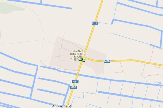 IDMedia Наружная реклама в городе Львов (Львовская область), Арку в городе Львов №144799 схема