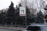 Ситилайт №144996 в городе Николаев (Николаевская область), размещение наружной рекламы, IDMedia-аренда по самым низким ценам!