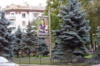 Ситилайт №145002 в городе Николаев (Николаевская область), размещение наружной рекламы, IDMedia-аренда по самым низким ценам!