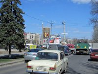 Ситилайт №145009 в городе Николаев (Николаевская область), размещение наружной рекламы, IDMedia-аренда по самым низким ценам!
