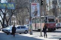 Ситилайт №145015 в городе Николаев (Николаевская область), размещение наружной рекламы, IDMedia-аренда по самым низким ценам!
