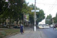 Ситилайт №145017 в городе Николаев (Николаевская область), размещение наружной рекламы, IDMedia-аренда по самым низким ценам!