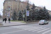 Ситилайт №145022 в городе Николаев (Николаевская область), размещение наружной рекламы, IDMedia-аренда по самым низким ценам!