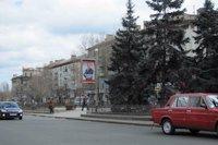 Ситилайт №145023 в городе Николаев (Николаевская область), размещение наружной рекламы, IDMedia-аренда по самым низким ценам!