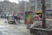 Ситилайт №145045 в городе Николаев (Николаевская область), размещение наружной рекламы, IDMedia-аренда по самым низким ценам!