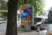 Ситилайт №145051 в городе Николаев (Николаевская область), размещение наружной рекламы, IDMedia-аренда по самым низким ценам!