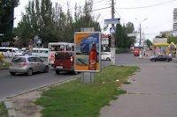 Ситилайт №145055 в городе Николаев (Николаевская область), размещение наружной рекламы, IDMedia-аренда по самым низким ценам!