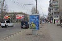 Ситилайт №145063 в городе Николаев (Николаевская область), размещение наружной рекламы, IDMedia-аренда по самым низким ценам!