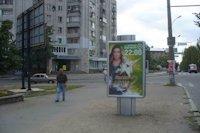 Ситилайт №145064 в городе Николаев (Николаевская область), размещение наружной рекламы, IDMedia-аренда по самым низким ценам!