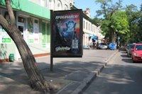 Ситилайт №145152 в городе Одесса (Одесская область), размещение наружной рекламы, IDMedia-аренда по самым низким ценам!
