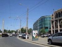 Ситилайт №145155 в городе Одесса (Одесская область), размещение наружной рекламы, IDMedia-аренда по самым низким ценам!