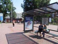 Ситилайт №145178 в городе Одесса (Одесская область), размещение наружной рекламы, IDMedia-аренда по самым низким ценам!