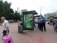 Ситилайт №145179 в городе Одесса (Одесская область), размещение наружной рекламы, IDMedia-аренда по самым низким ценам!
