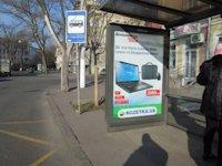 Ситилайт №145187 в городе Одесса (Одесская область), размещение наружной рекламы, IDMedia-аренда по самым низким ценам!