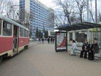 Ситилайт №145272 в городе Одесса (Одесская область), размещение наружной рекламы, IDMedia-аренда по самым низким ценам!