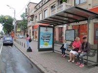 Ситилайт №145709 в городе Одесса (Одесская область), размещение наружной рекламы, IDMedia-аренда по самым низким ценам!