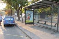 Ситилайт №145711 в городе Одесса (Одесская область), размещение наружной рекламы, IDMedia-аренда по самым низким ценам!