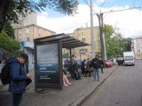 Ситилайт №145712 в городе Одесса (Одесская область), размещение наружной рекламы, IDMedia-аренда по самым низким ценам!