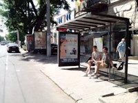 Ситилайт №145713 в городе Одесса (Одесская область), размещение наружной рекламы, IDMedia-аренда по самым низким ценам!