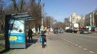 Ситилайт №145719 в городе Одесса (Одесская область), размещение наружной рекламы, IDMedia-аренда по самым низким ценам!