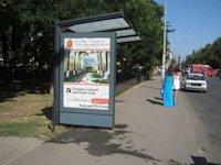 Ситилайт №145721 в городе Одесса (Одесская область), размещение наружной рекламы, IDMedia-аренда по самым низким ценам!